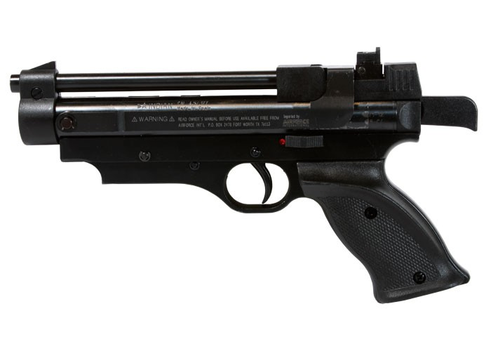Cometa Indian Air Pistol, Black