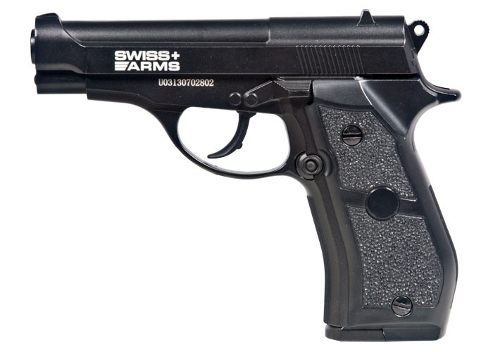 Swiss Arms P84.