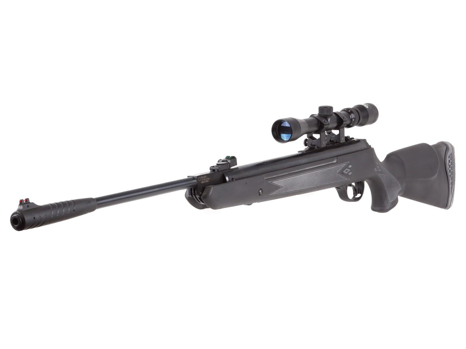Hatsan 125 Air Rifle, Black Stock, Vortex Piston