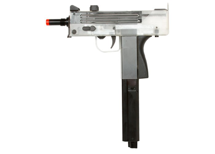 Tactical Force TF11 CO2 Airsoft SMG, Clear