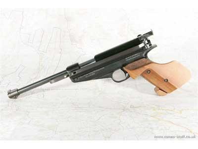 Feinwerkbau 65 Air Pistol