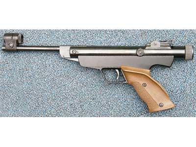 RWS 6G Air Pistol
