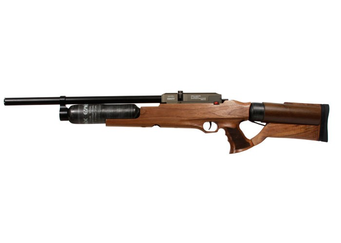Evanix Giant PCP Air Rifle, Walnut
