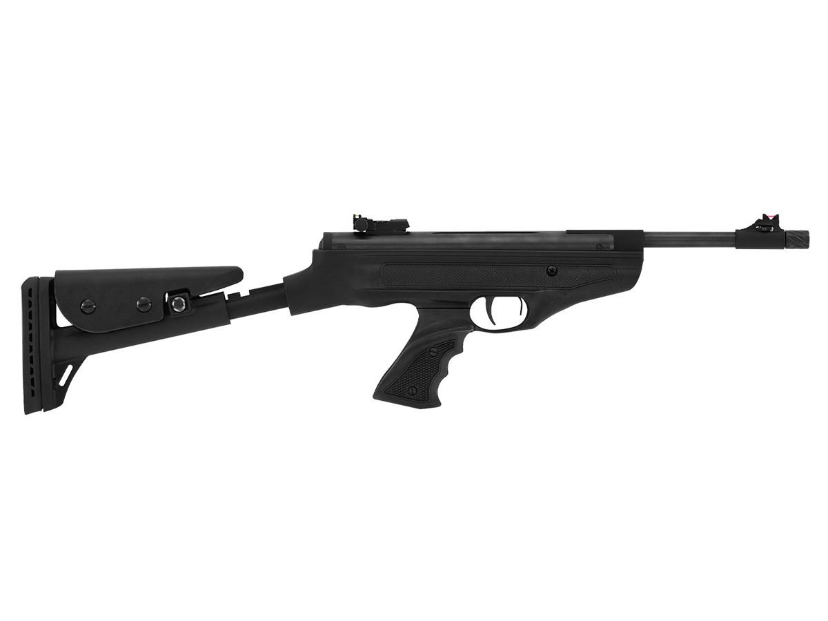 Hatsan Model 25 SuperTact Air Rifle & Air Pistol 0.22