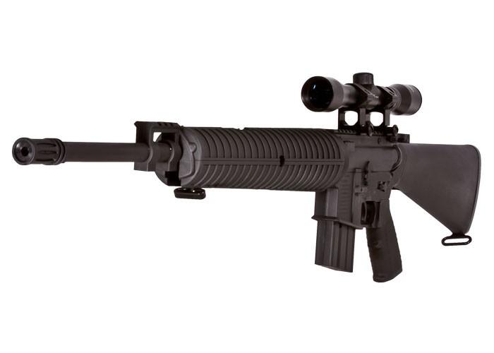 Crosman MTR77 NP Scoped Air Rifle
