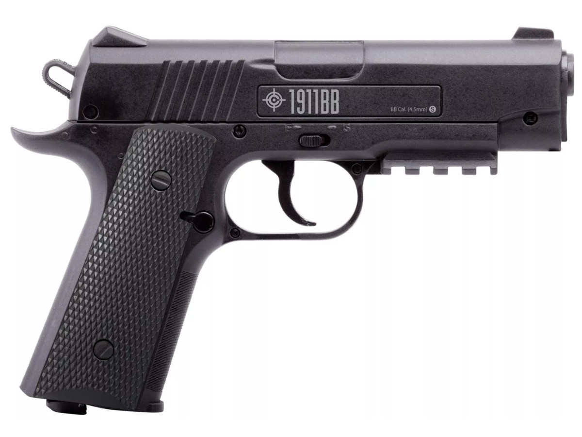 Crosman 1911 CO2 BB Pistol 0.177 Image