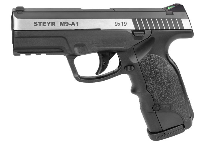 Cheap Steyr M9-A1 Dual-Tone CO2 Pistol 0.177