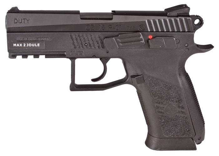 CZ 75 P-07 Duty CO2 Pistol, Blowback