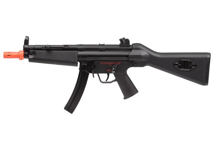 H&K MP5 A4 COMP AEG Airsoft SMG, Black