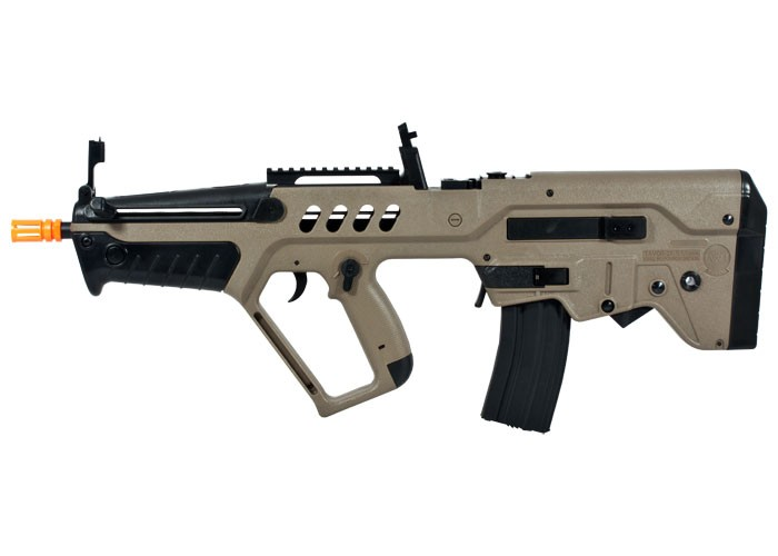 Umarex Tavor 21 AEG Airsoft Rifle, Desert Tan 6mm