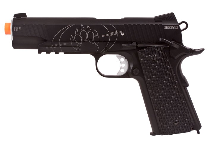 Blackwater 1911 R2 CO2 Blowback Airsoft Pistol