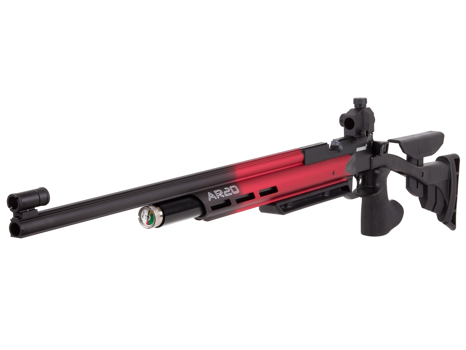 Hammerli AR20 Pro Air Rifle, Hot Red