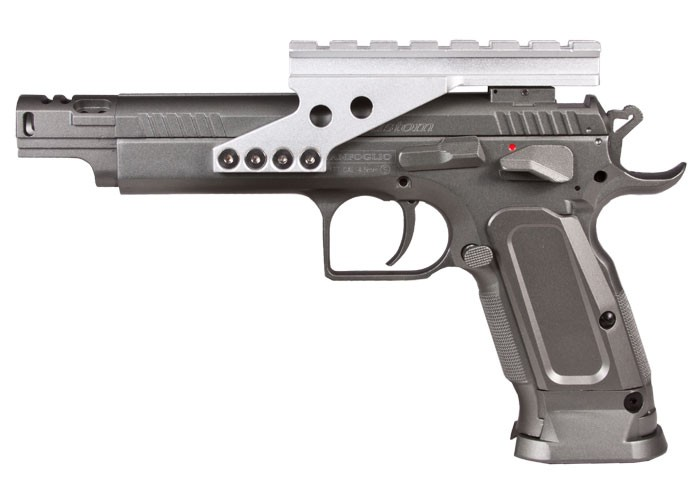 Cheap Tanfoglio Gold Custom CO2 Blowback BB Pistol 0.177