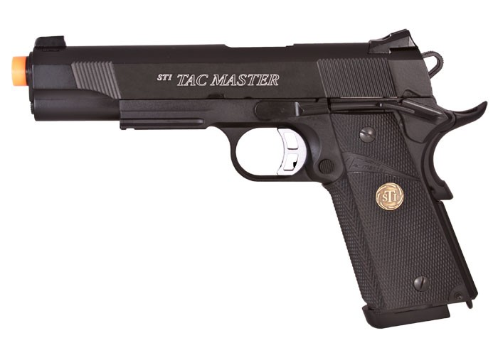 ASG STI Tac Master Gas Blowback Airsoft Pistol