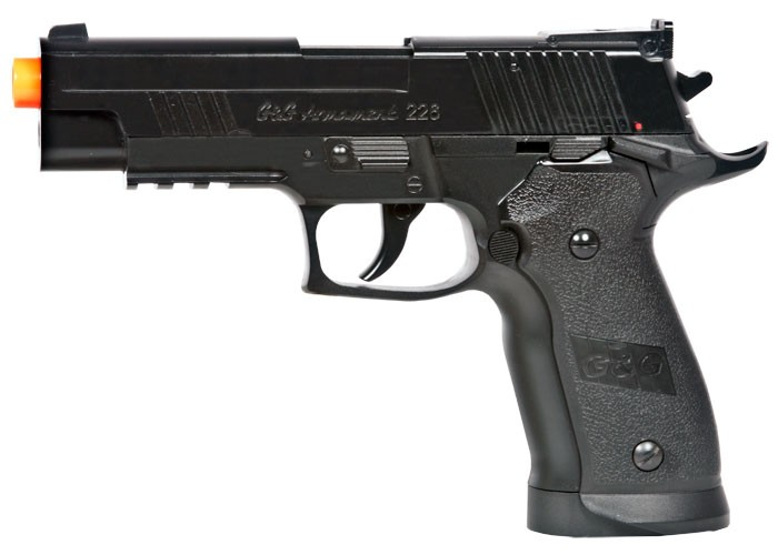 G&G G226 CO2 NBB Full Size Airsoft Pistol