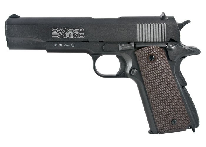 Swiss Arms 1911.