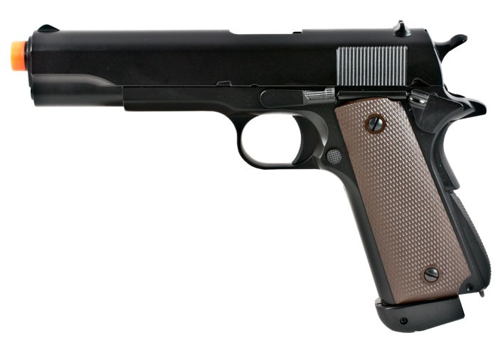KJ Works 1911 CO2 Blowback Metal Airsoft Pistol