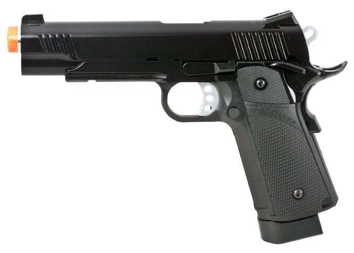 KJ Works KP-05 Hi-Capa CO2 & Gas Airsoft Pistol