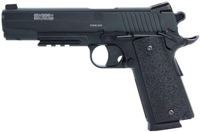 Swiss Arms 1911 CO2 Pistol