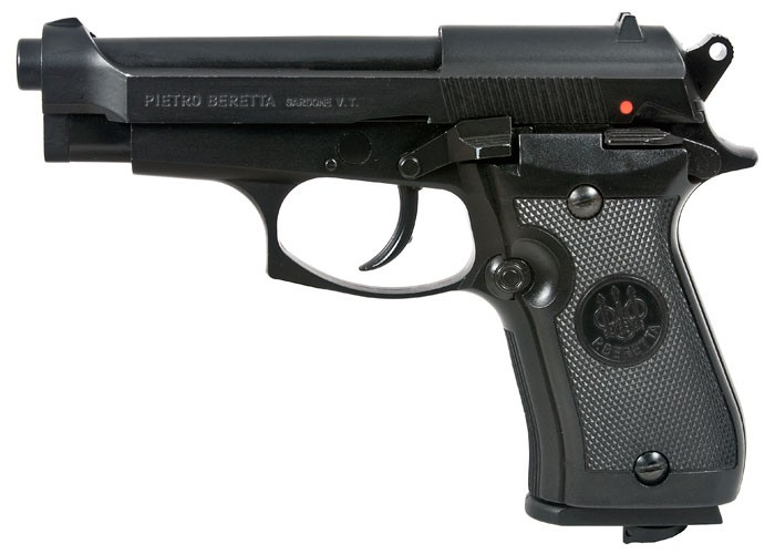Beretta M84FS CO2 BB Pistol . Air guns - PyramydAir.com