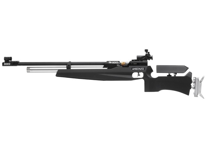 Anschutz 8002 S2 Air Rifle, Wood Black Stock