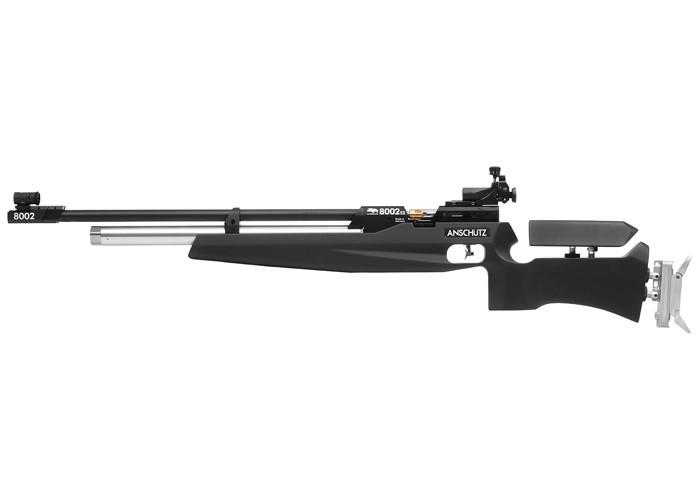 Anschutz 8002 S2 Air Rifle, Wood Black Stock