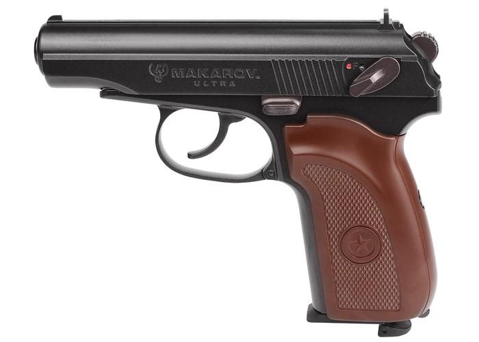 Cheap Makarov Ultra Blowback CO2 Pistol 0.177