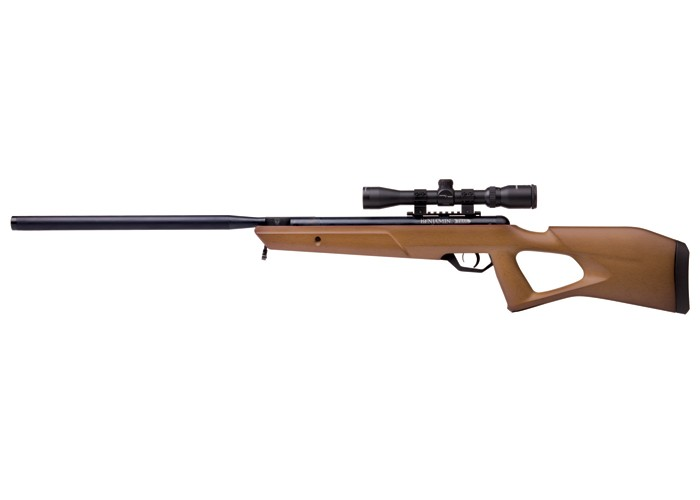 Benjamin Trail NP2 Air Rifle, Scope, Wood Stock