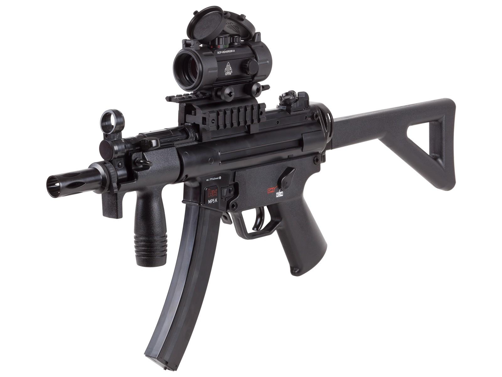 H&K MP5 K-PDW.