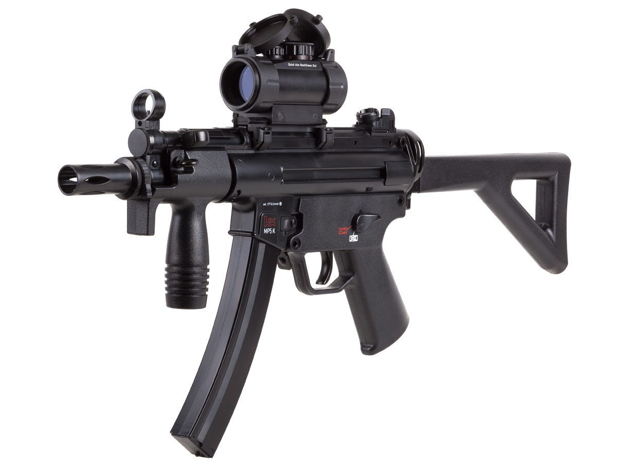 H&K MP5 K-PDW