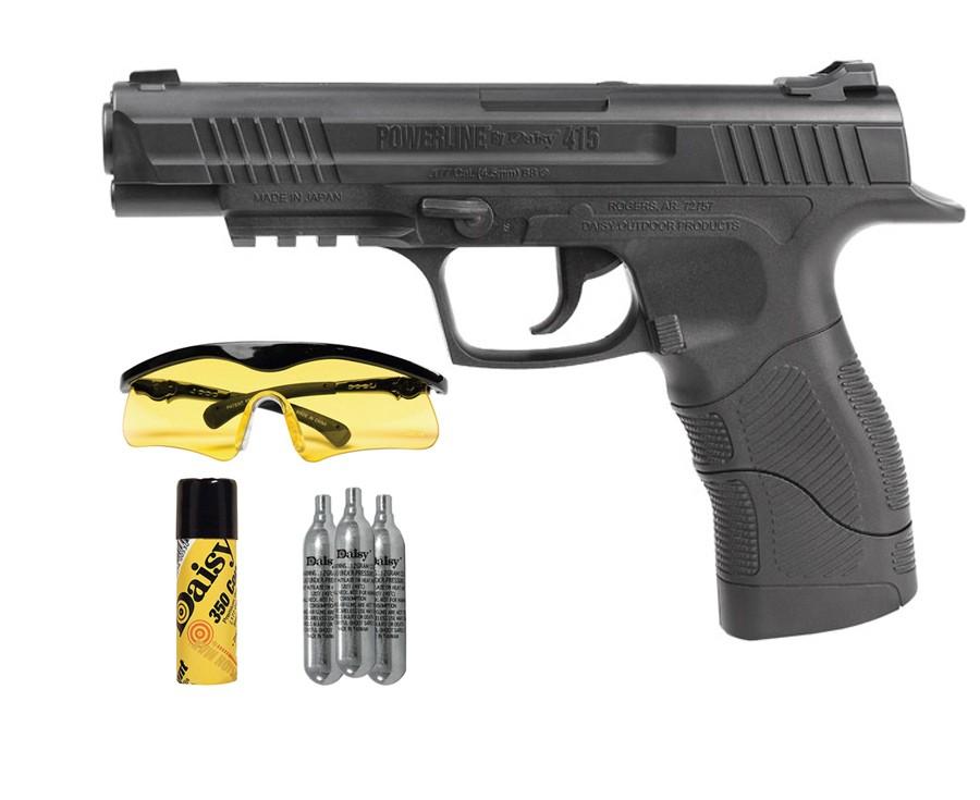 Cheap Daisy Powerline 415 CO2 Pistol kit 0.177