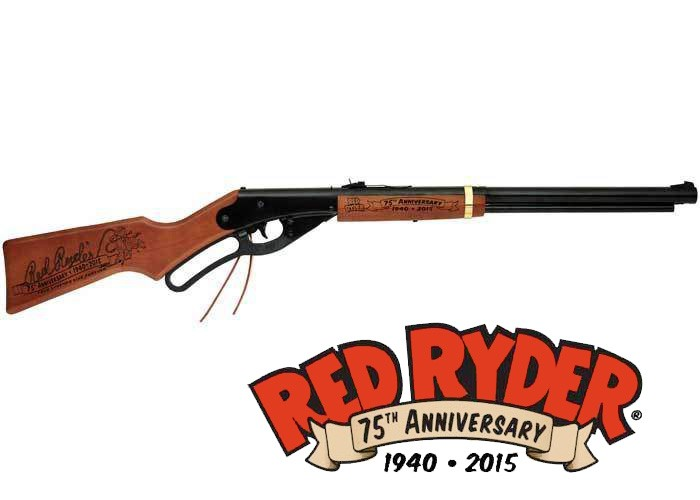 Daisy Red Ryder 75th Anniversary BB Gun