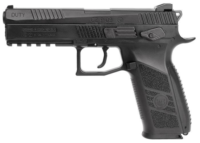 CZ P-09 Duty CO2 Pistol 0.177