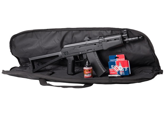 Crosman Comrade AK CO2 Rifle Kit