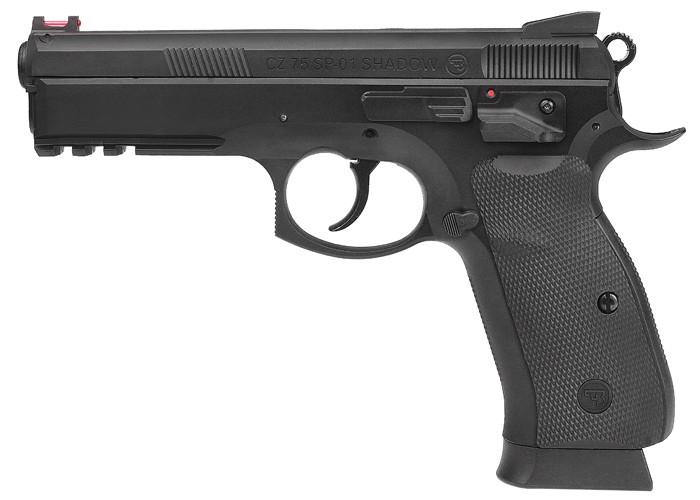 CZ 75 SP-01 Shadow CO2 BB Pistol 0.177