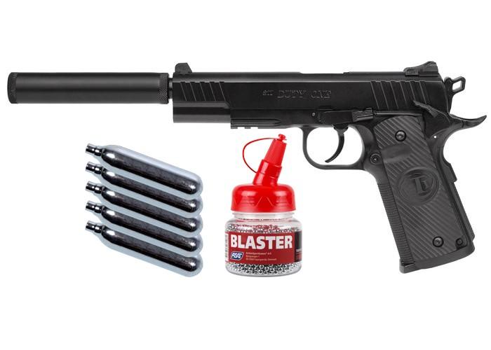 STI Duty One CO2 BB Pistol Kit 0.177