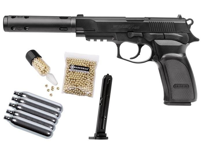Cheap Bersa Thunder 9 PRO BB Pistol Kit 0.177