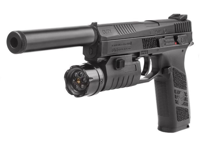 Cheap CZ P-09 Duty CO2 Pistol Kit 0.177