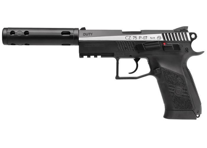 CZ 75 P-07.