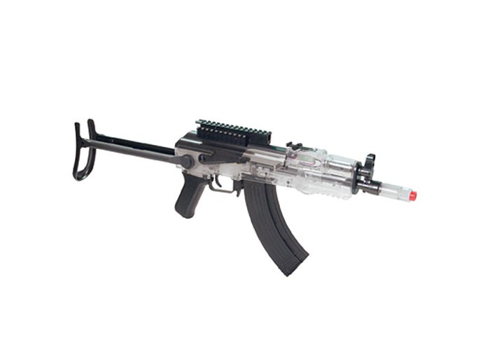 GameFace_Tactical_AK_GF76C_Airsoft_Rifle_Clear_6mm