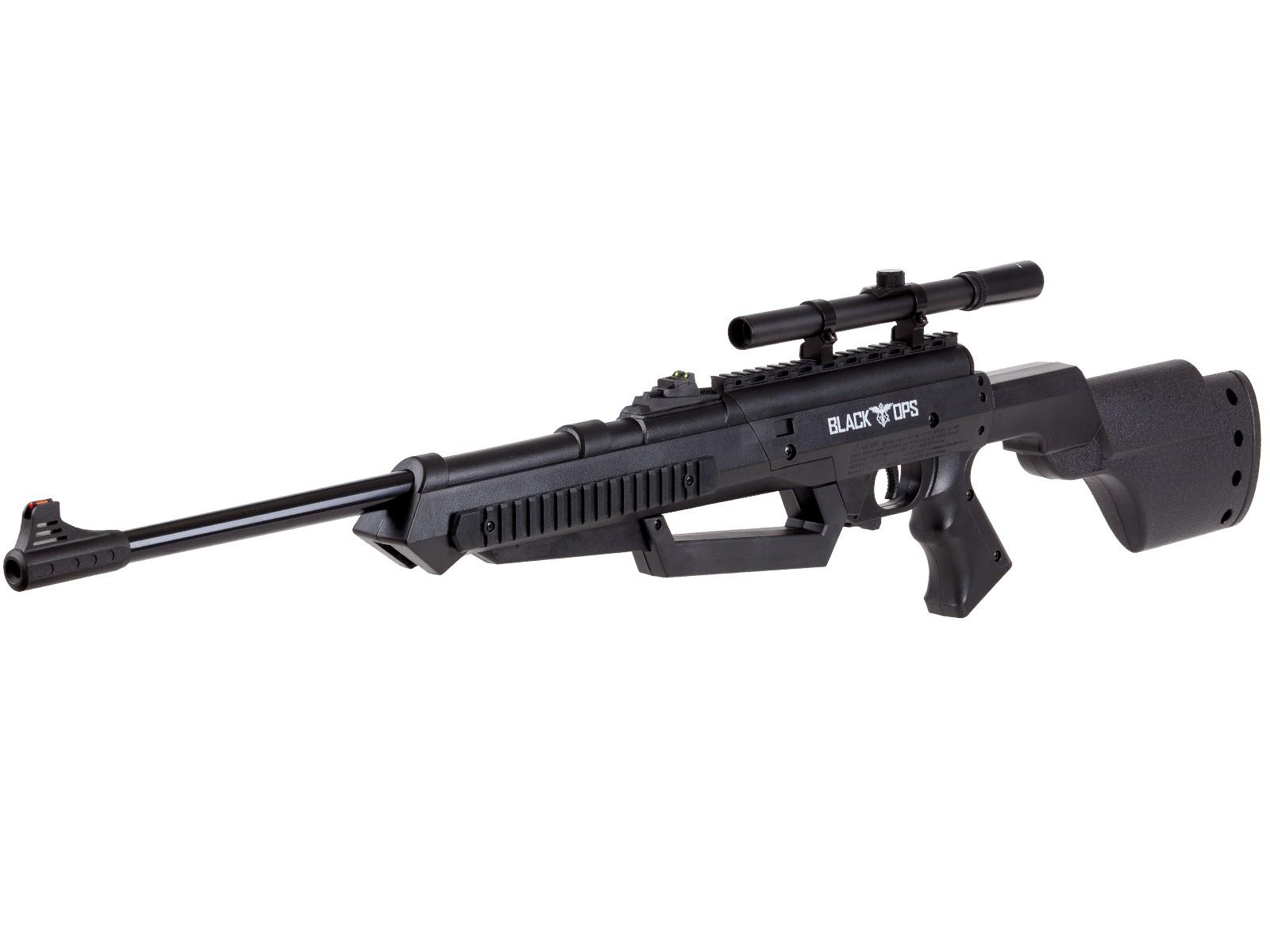 Black Ops Junior Sniper Air Rifle Combo
