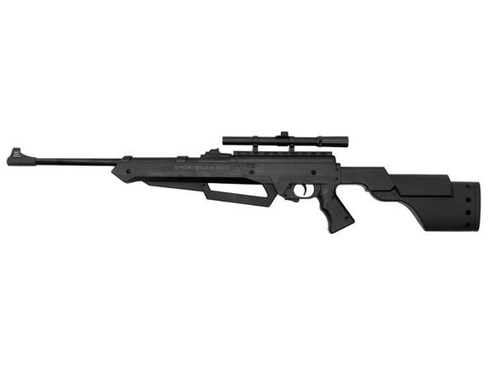 Cheap Black Ops Junior Sniper Air Rifle Combo 0.177