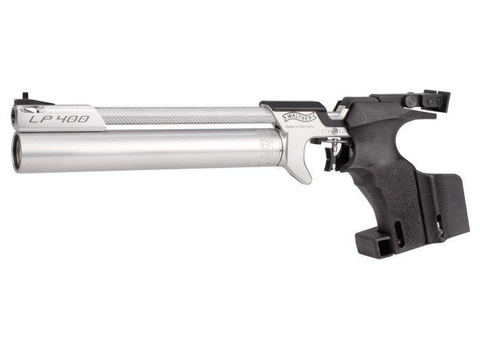 Walther LP400 Club Air Pistol, Ambi Grip