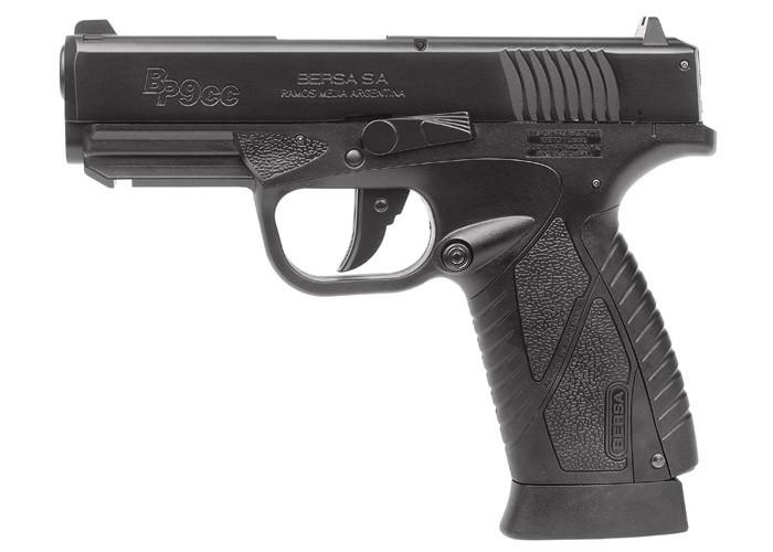 Cheap Bersa BP9CC CO2 BB Pistol, Black 0.177