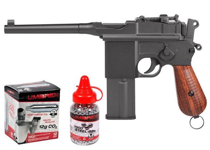 Cheap Legends M712 Full-Auto CO2 BB Gun Kit, Full Metal 0.177