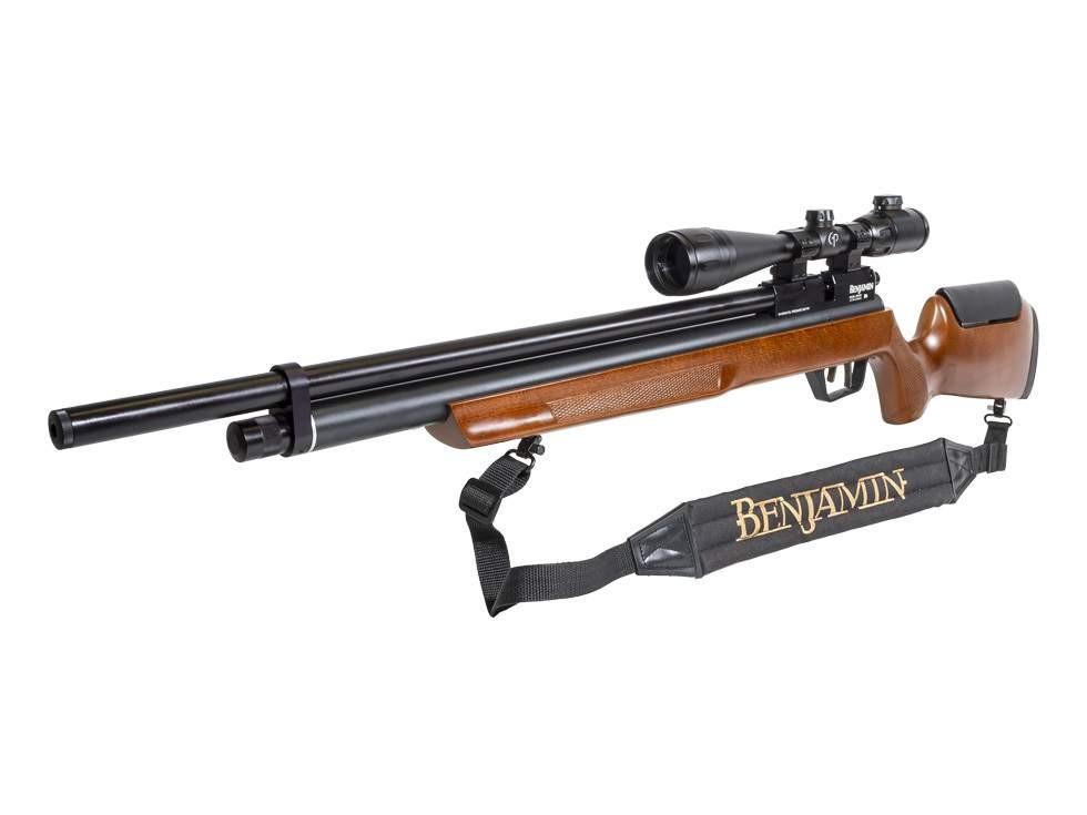 Benjamin Marauder Mrod Air Rifle Combo Pcp Repeater 0 25