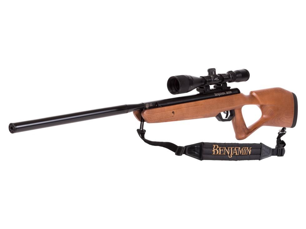 Benjamin Trail NP2 Air Rifle, Wood Stock, Combo