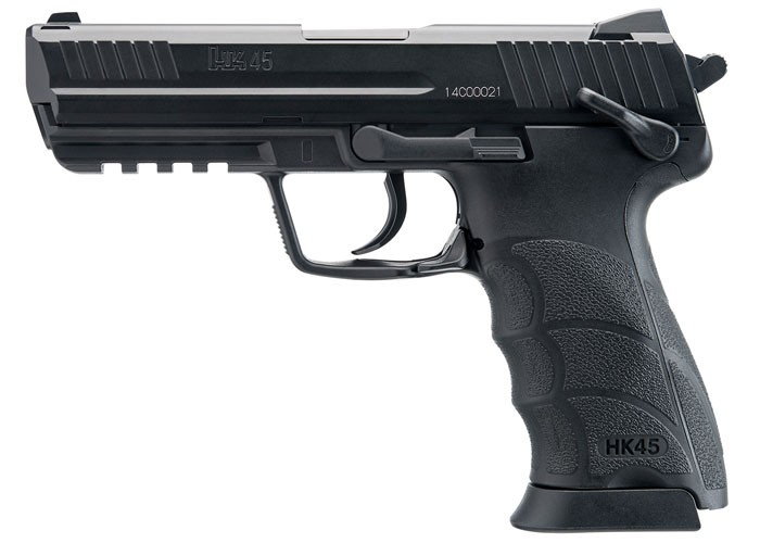 HK45 CO2 BB Pistol
