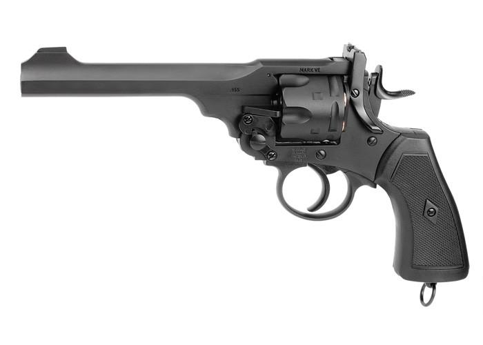 Webley Mark VI CO2 BB Revolver