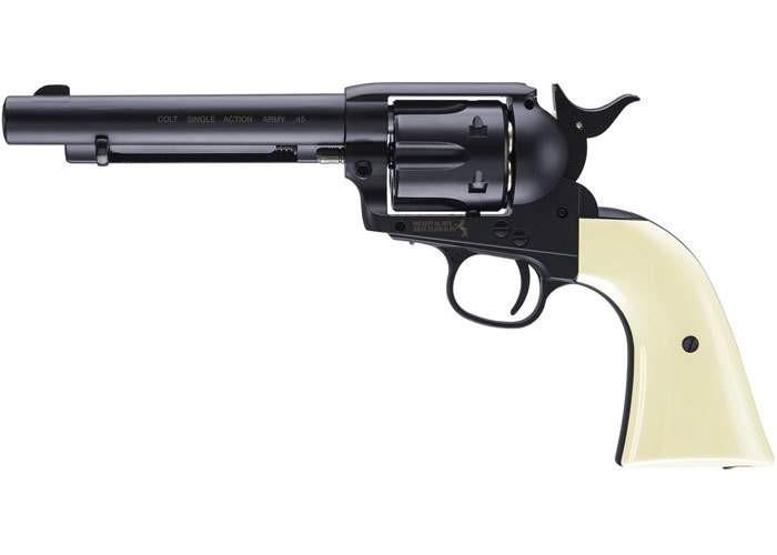 Colt Single Action.